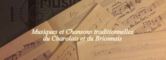 La mise en ligne des collectes des musiques traditionnelles du Charolais et du Brionnais