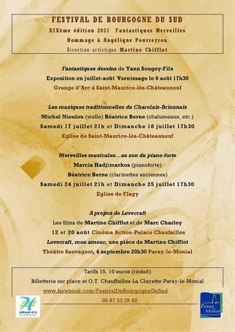 Affiche Festival de Bourgogne du Sud-001